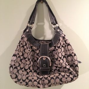 COACH handbag/shoulderbag
